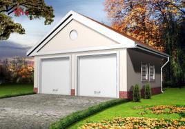 """<p></p><p><i><b>Zg11</b> - проект гаража с 2 воротами классического дизайна, созданный для удобства хранения сразу двух автомобилей и возможности организации небольшой складской зоны.</i></p><h4>Преимущества проекта Zg11:</h4><p></p><ul><li><span style=""""background-color: initial;"""">Особенностью этого здания для гаража стали его габариты, оптимально рассчитанные для удобства его использования хозяевами сразу двух машин.</span></li><li><span style=""""background-color: initial;"""">Помимо этого, конструкторы позаботились и о необходимости размещения автомобильных инструментов, вещей и инвентаря, предусмотрев пространство для стеллажей.</span></li><li><span style=""""background-color: initial;"""">Этот гараж, решение по отделке фасадов которого выполнено в стиле приятной классики, прекрасно подойдет коттеджам, предусмотренным проектами Z2, Z9, Z18, Z27.</span></li></ul><p></p><p></p>"""